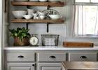 CHALK PAINT® Is an affordable and durable option for your kitchen remodel!!